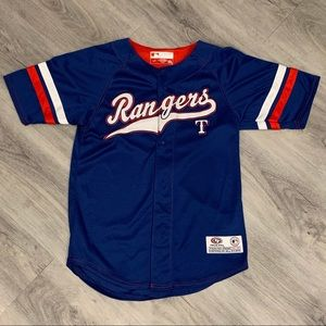 Youth Ranger's Baseball Jersey